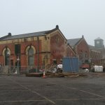Photo of Titanic's Dock and Pump-House