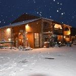 L'hiver à La Plagnette