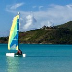 Foto de Starfish Jolly Beach Resort