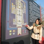 Our lovely guide Coco! Our time in Beijing would not have been as wonderful without her!