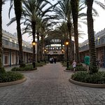 Foto de Disney's Port Orleans Resort - French Quarter