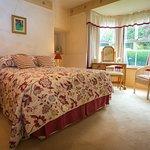 Foxglove en-suite bedroom. Ground Floor. King size Bed