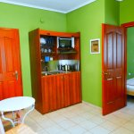 Double bed Apartment - Kitchenette - Ground Floor