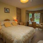 Buttercup en-suite Bedroom. Contains 1 Double + 1 Single Beds