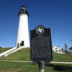 Read the historic marker to get a better idea of the history of the area