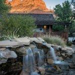 Photo de Canyon Vista Lodge - Bed & Breakfast