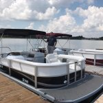 Boat available for rental. Call or ask at the front desk.
