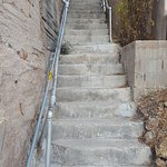 There are stairs all around Bisbee!