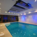 Heated Indoor Non Chlorine Swimming Pool