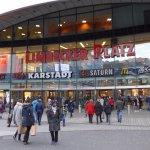 Einkaufszentrum Limbecker Platz Foto