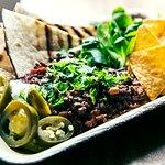 craft food - chili con carne