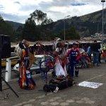 Bilde fra El Panecillo