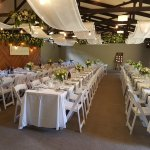 Function room - wedding setting