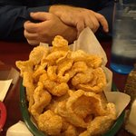 The AWESOME Pork Rinds!!!