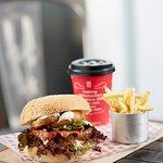 vida e caffe Burgers