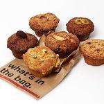 vida e caffe Muffins