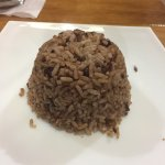 Rice and Beans with Coconut