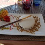 dessert (macaron maison)
