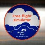 Hot air balloon elevators!