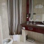 μπάνιο σε τρίκλινο δωμάτιο