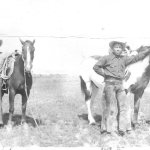 William Stepp and John Stepp ran the ranch until the late 1950's.