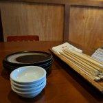 Boat of chopsticks