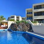 Bellardoo Holiday Apartments and pool