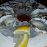 Kachemak Bay oysters on the 1/2 shell