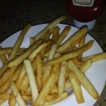 $8 plate of fries...