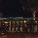 Vista da parte externa do restaurante (Canto Grande)
