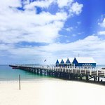 Whitesands, located 20min drive from the Busselton Jetty