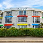 Beach Park Motel Foto