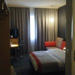 Family room, Holiday Inn Express (Frankfurt Airport), Morfelden
