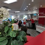 Inside In-N-Out Alhambra