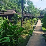 Foto de Mook Lanta Resort