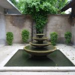Stunning gardens and water features