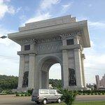 Arc d'Triumph, DPRK version