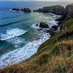 near Carrick-a-Rede bridge