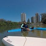 My partner and I enjoying this Amazing activity on the Gold Coast!