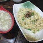 Kreta Ayer fried rice