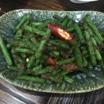 Belacan French beans