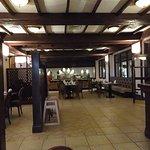 The Lago restaurant