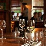 Gezellig tafelen in ontspannen sfeer