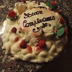 torta pseudo meringata, pessima