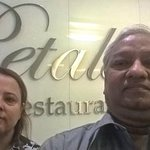 Patels Resturant at Rose Rayhaan Rotana-had great breakfast buffet