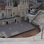 Plovdiv's Roman Theatre.