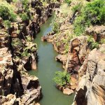 Bourke's Luck Potholes - Panoramic Route