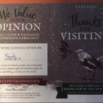 Visiting opinion