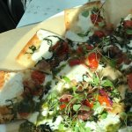Flatbread- one of several choices