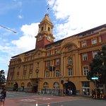 Grand facade